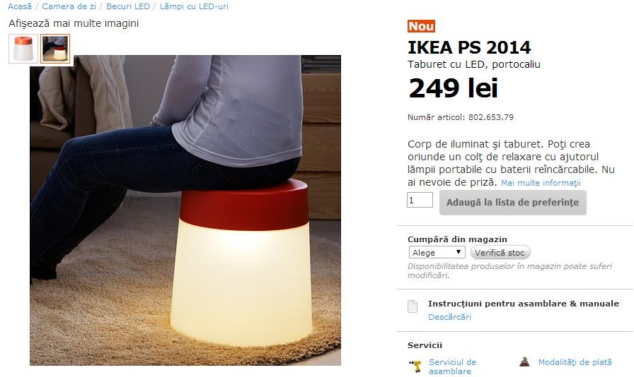 Top 10 nout u0103 u021bi din catalogul Ikea 2015 Joyfully Active