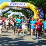 Fox Trail Half Marathon - semimaraton de toamnă în Băneasa