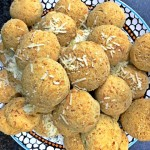 Reteta pão de queijo braziliene, fara gluten