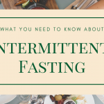 What you need to know about intermittent fasting and how it works